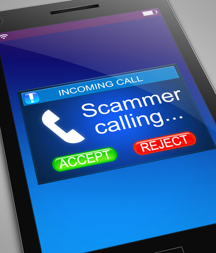 Inmate Release Phone Scam