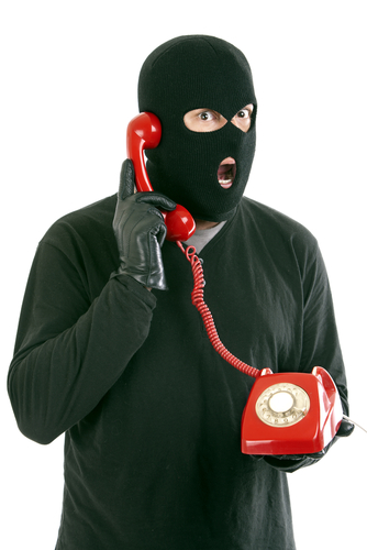 Caller ID Spoofing Phone Scam