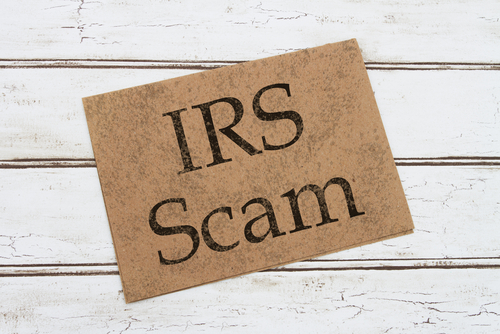 IRS Survey Call Phone Scam